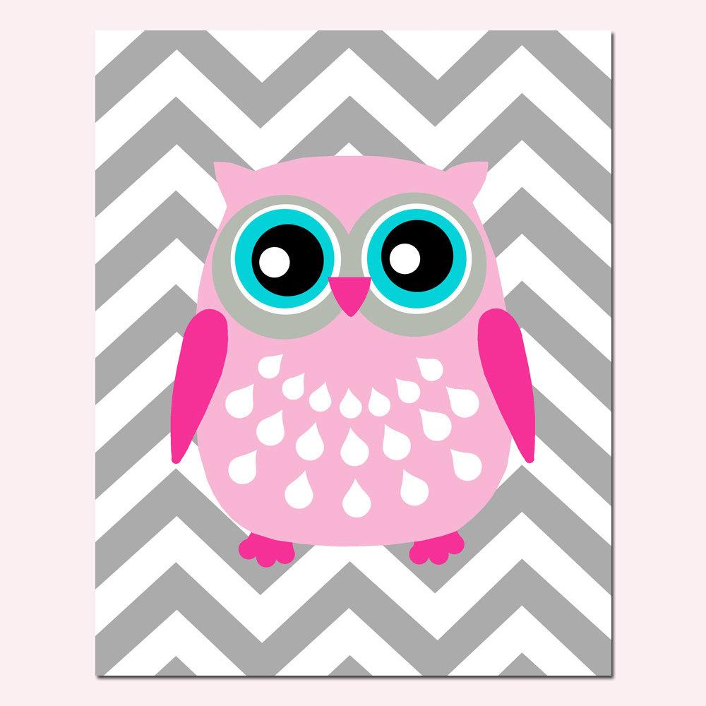 Cute Owl Silhouette Clipart - Clipart Kid