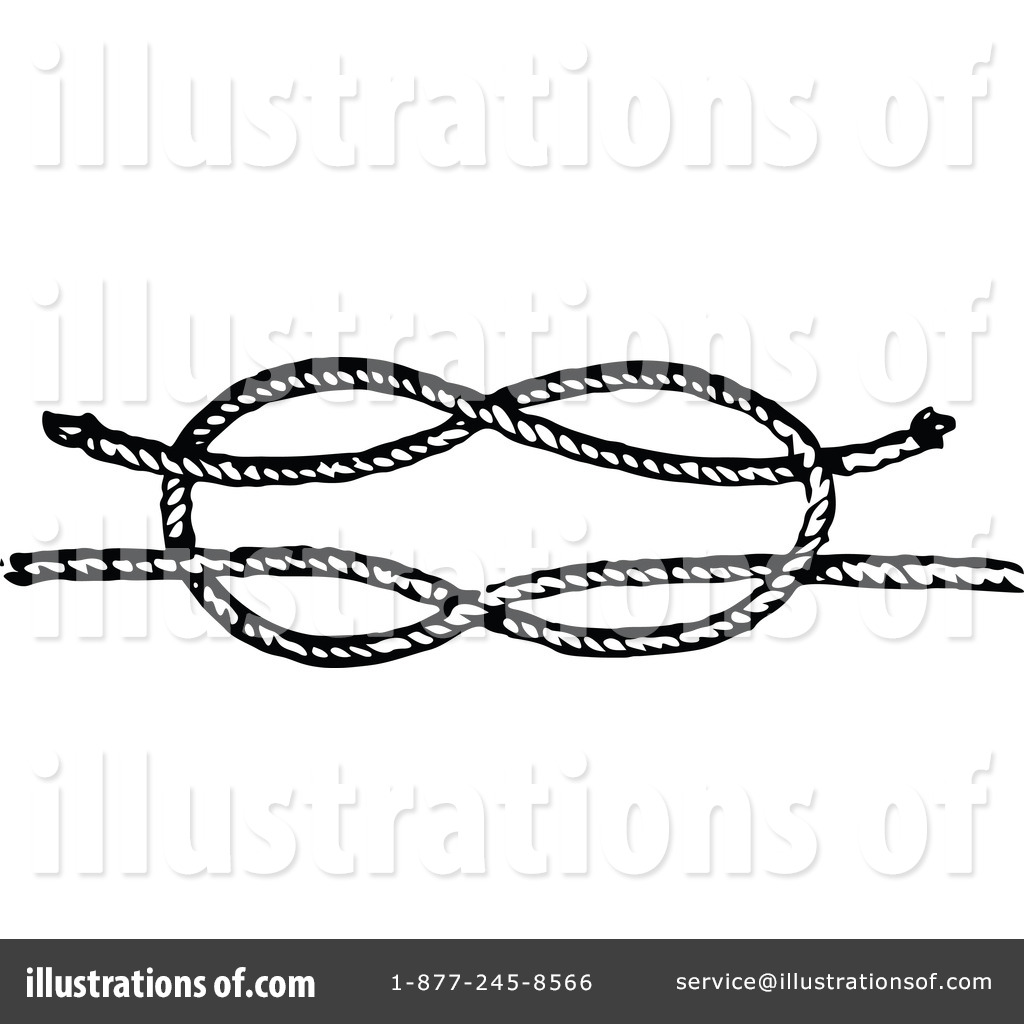 Nautical Rope Knot Clip Art Royalty Free  Rf  Knot Clipart