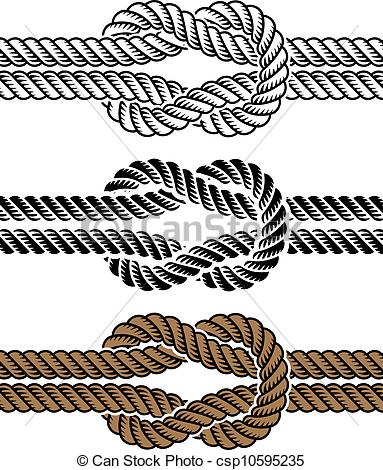 Nautical Rope Knot Clipart