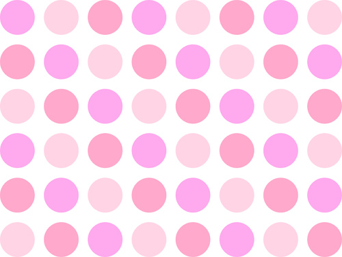 Pink Polka Dot Background   Flickr   Photo Sharing