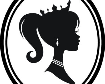 Cameo Silhouette Clip Art   Clipart Best
