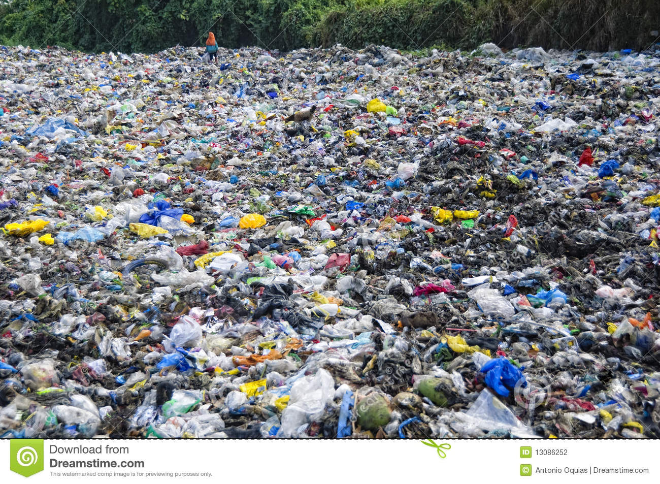 Garbage Dump Stock Photography   Image  13086252