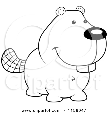 Related Pictures Free Beaver Coloring Pages Funny Doblelol Com