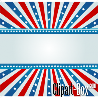Related Stars Ans Stripes Background Cliparts