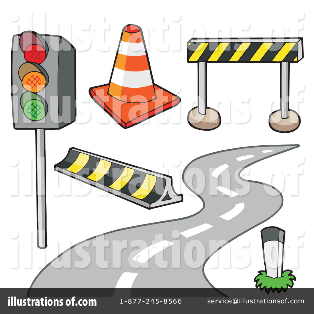 Road Construction Free Clipart - Clipart Kid