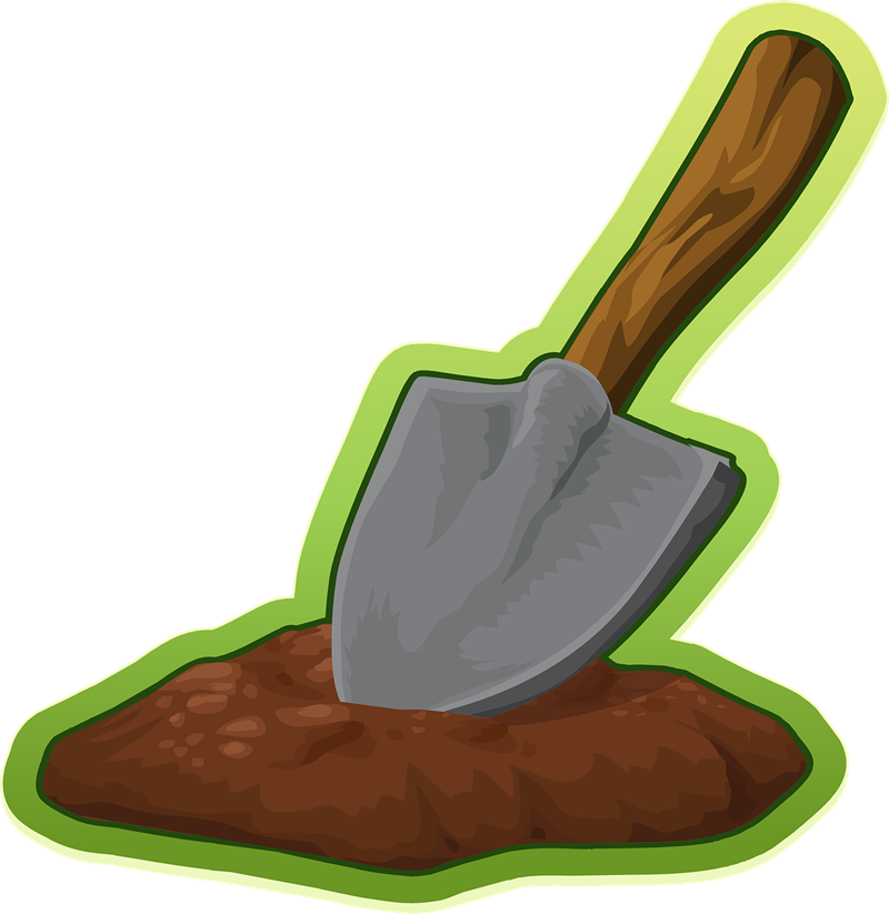 shovel dirt clipart clipart suggest Archaeology Cartoons archaeology dig clipart