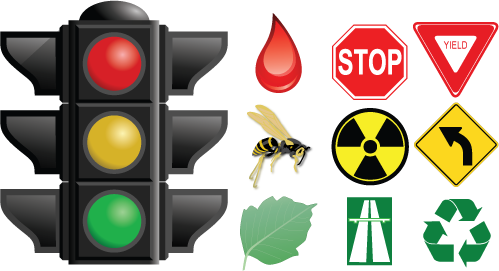 Stoplight Colors For Environmental Report Cards   Ian Ecocheck Blog