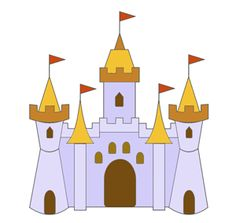 Clipart Images  Free Castle Clipart Pictures More