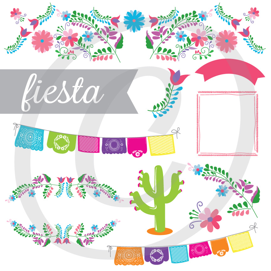 Fiesta Banner Clip Art Http   Hawaiidermatology Com Fiesta Fiesta