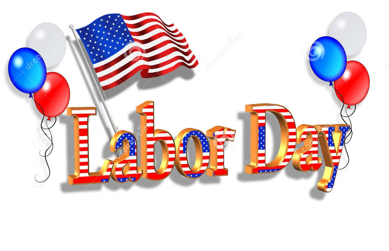 Labor Day Borders Clipart - Clipart Kid