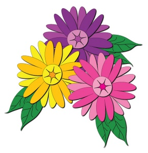 Flower Stand Clipart - Clipart Kid