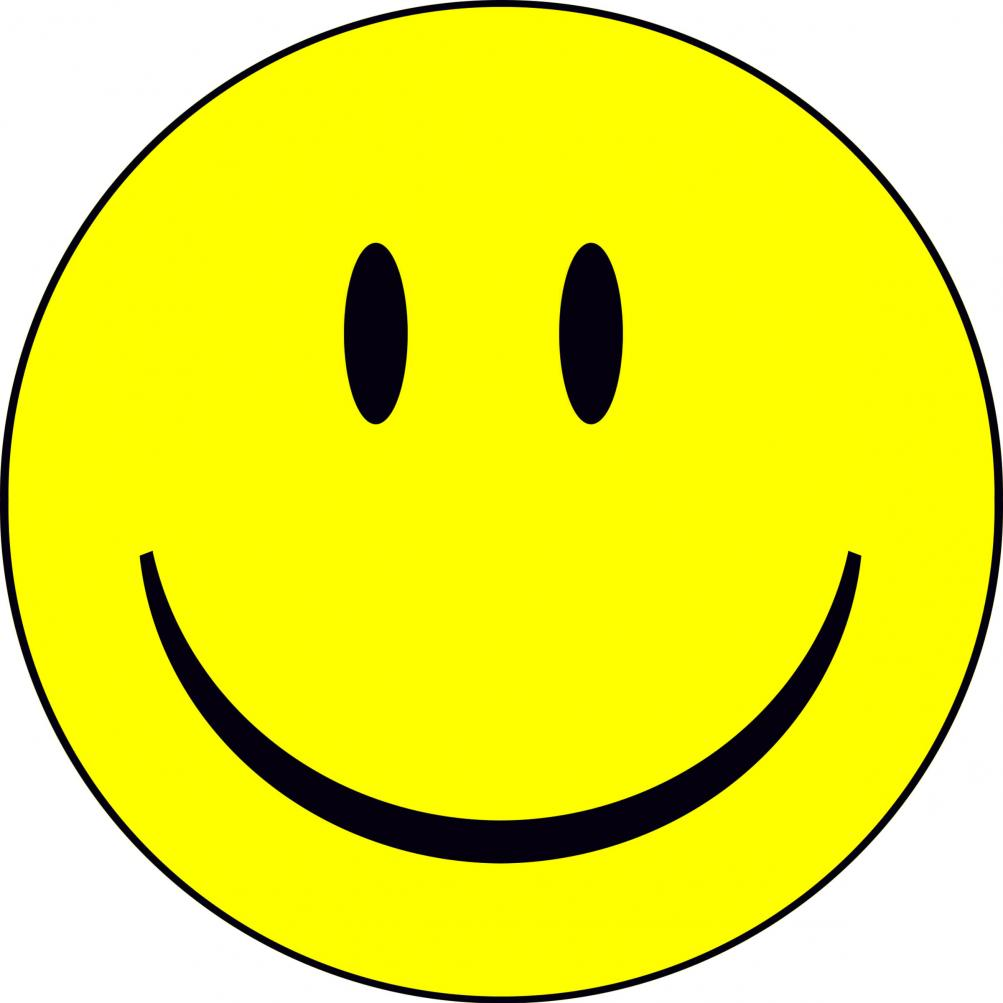 Smiley Cartoon Face Face Beautiful Site
