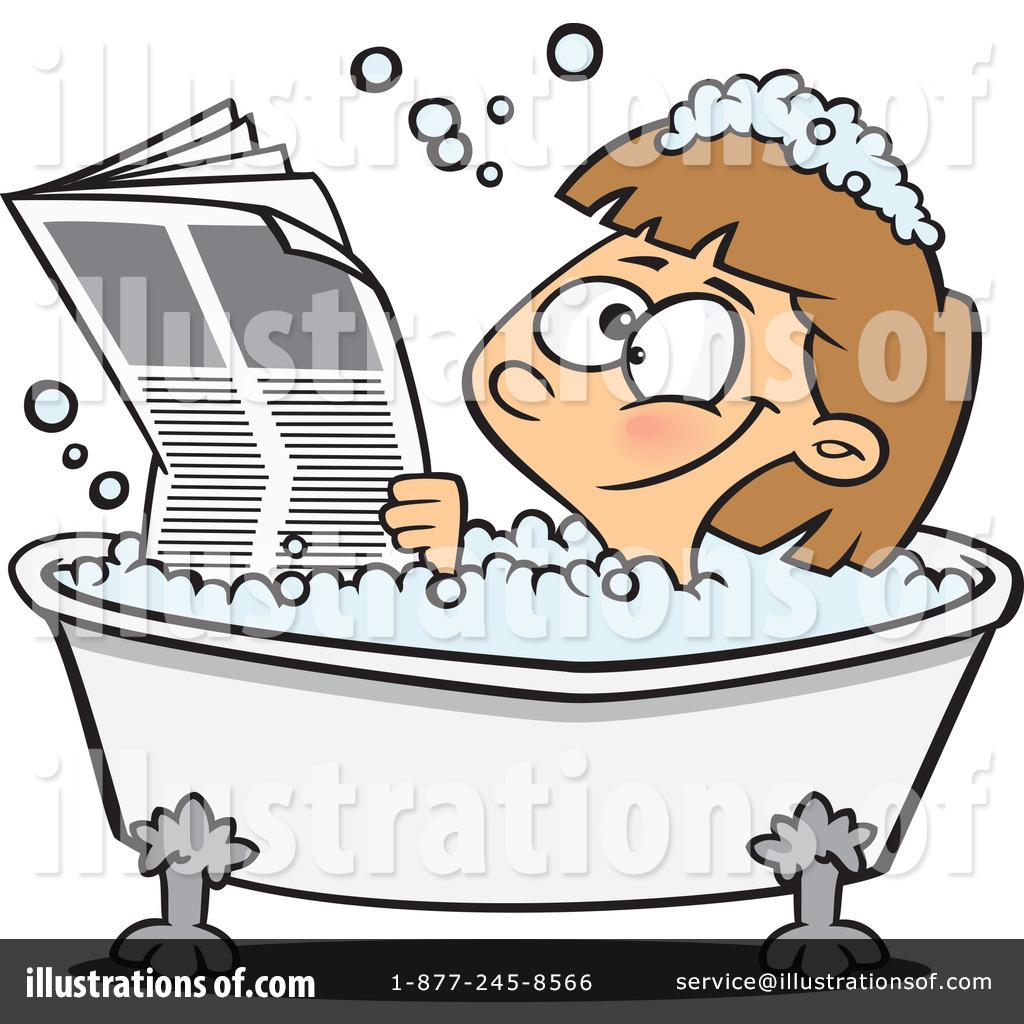 Take A Bath Clipart