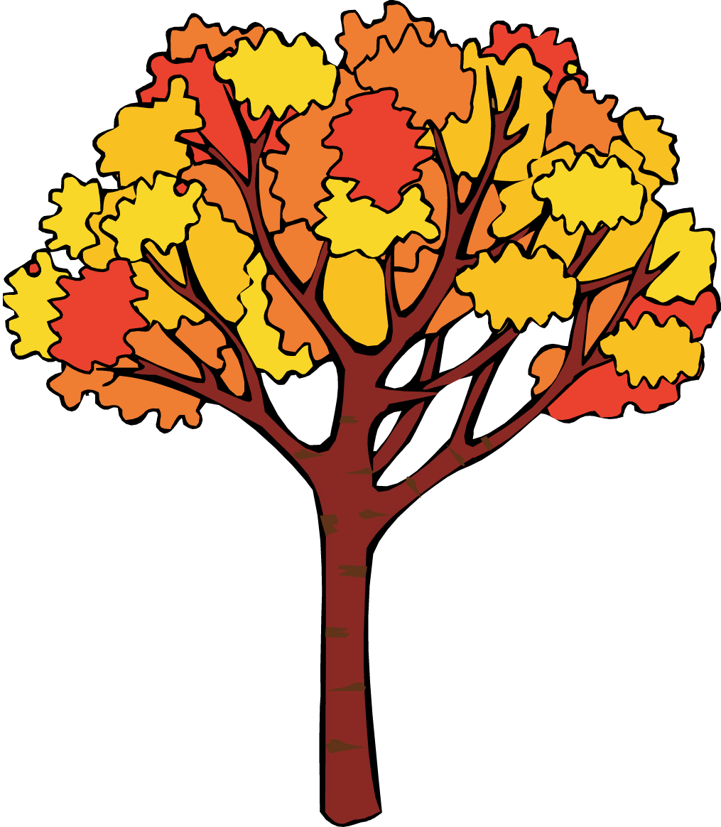 Clip Art Fall Trees Clipart fall tree free clipart kid autumn clip art