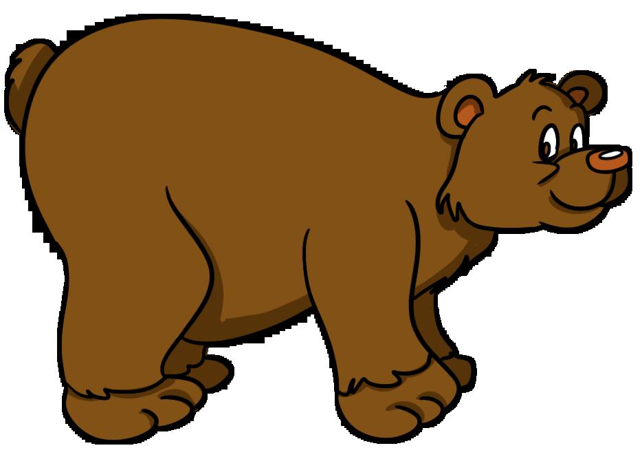 Bear Clipart - Clipart Kid