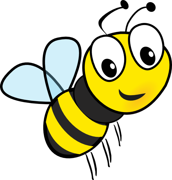 flying honey bee clipart clipart suggest