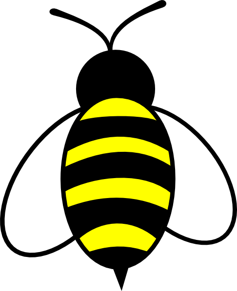 royalty free bee clipart - photo #3