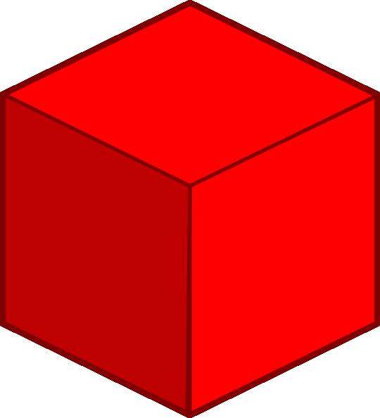 3D Cube Clip Art – Cliparts
