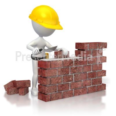 Brick Building Clipart - Clipart Suggest