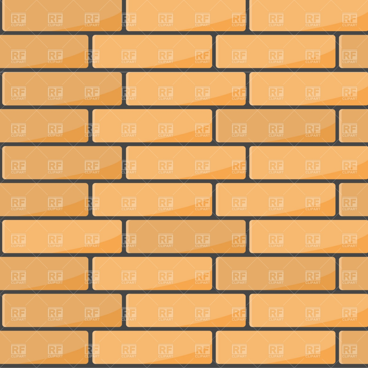 Brick Wall Pattern Download Royalty Free Vector Clipart  Eps