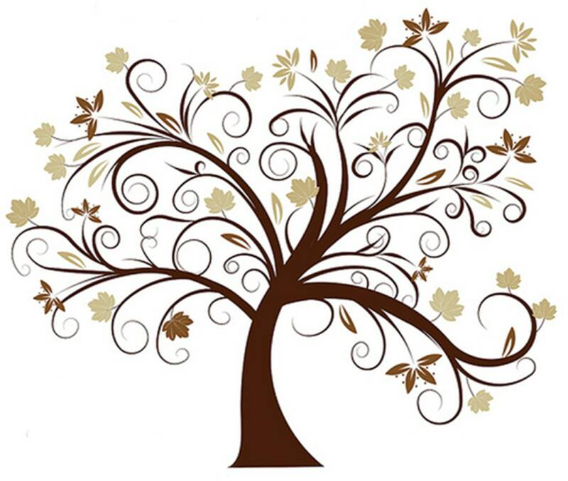 Clipart Tree Std   Free Images At Clker Com   Vector Clip Art Online
