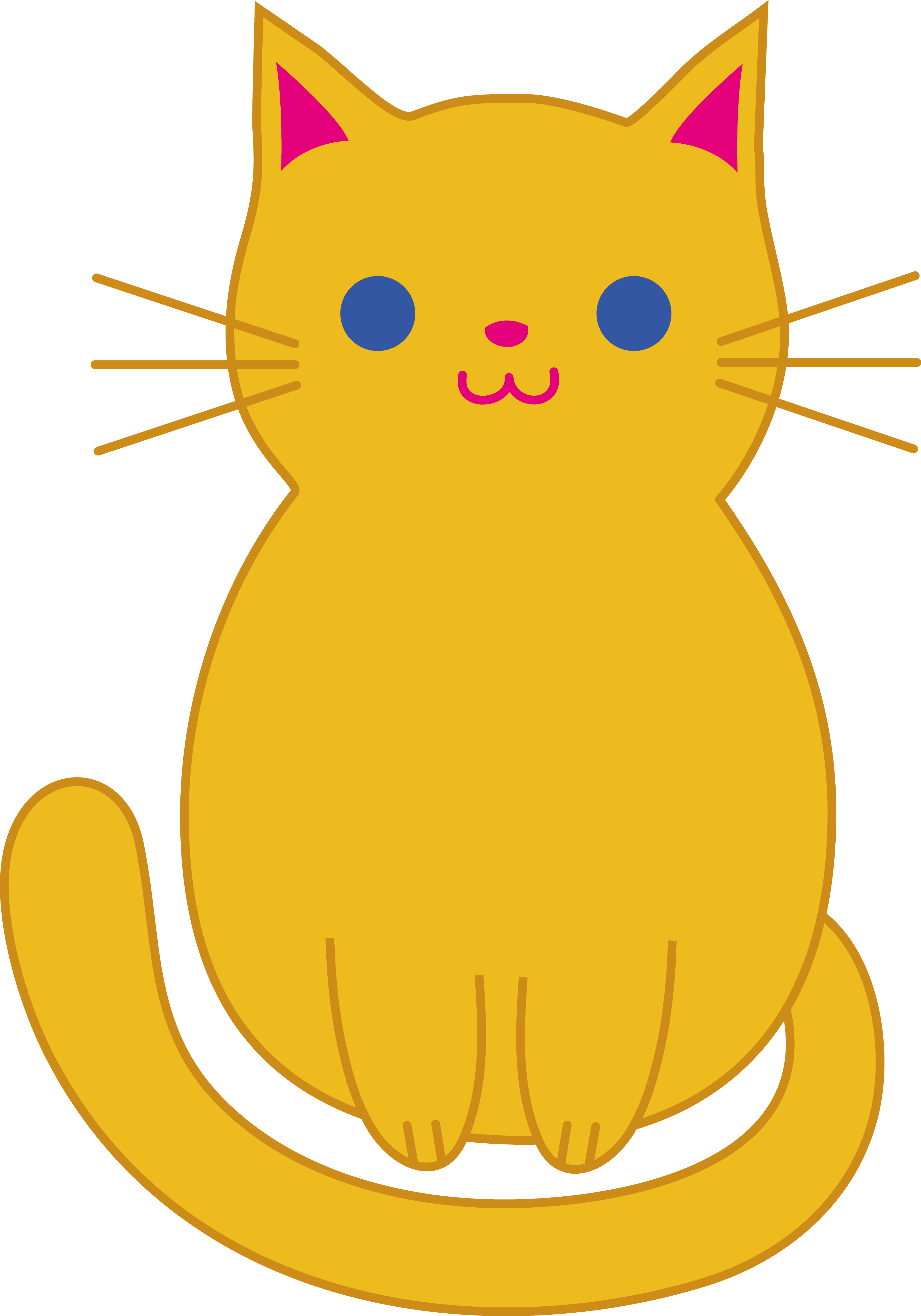 Cute Cat Clipart   Clipart Panda   Free Clipart Images