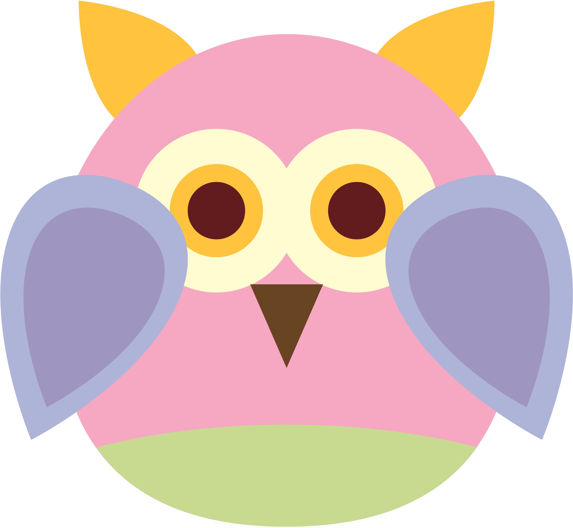 Cute Owl Clipart And It S Free Click On The Image To See It Larger