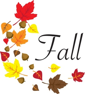September Fall Free Clipart - Clipart Kid
