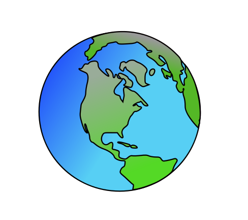 Free Planet Earth Clip Art