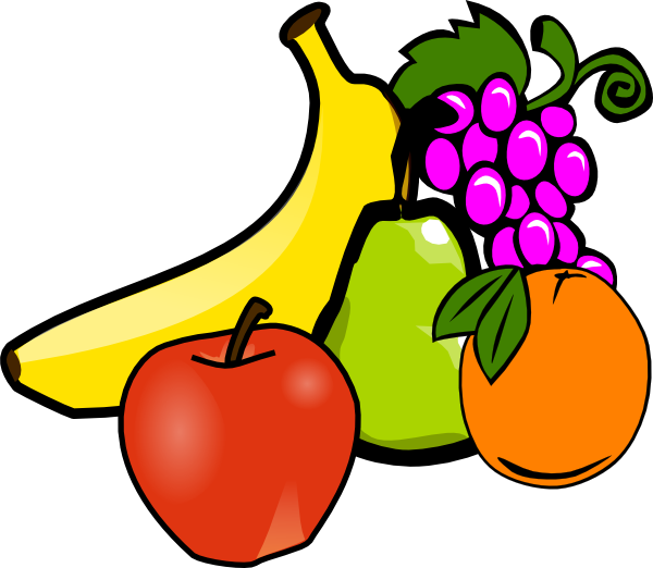 Fruit Graphics Clipart - Clipart Kid