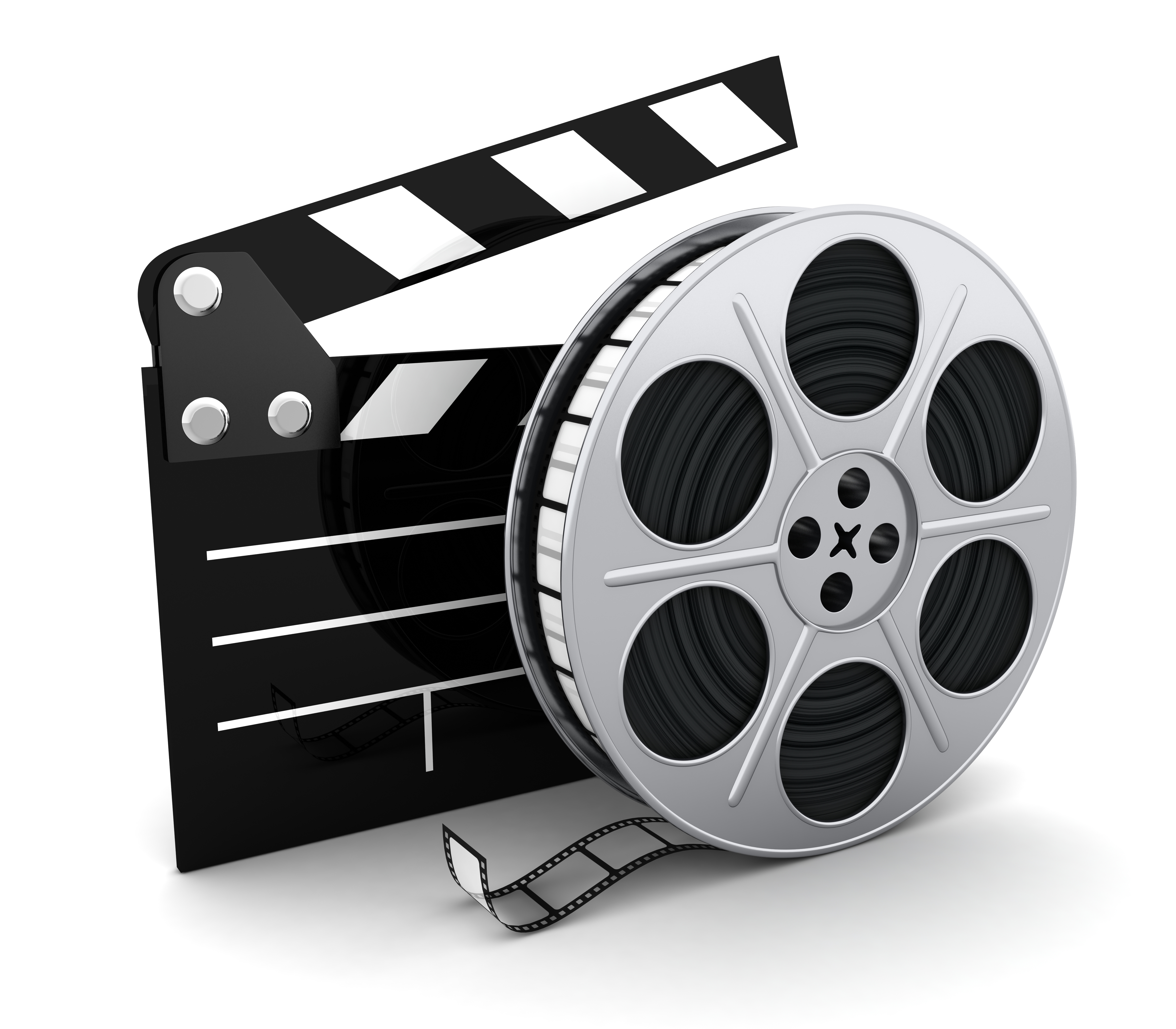 Kaya Fm Movie Film Roll Clip Art 10