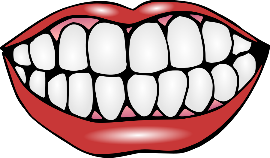 Kids Teeth Clipart   Clipart Panda   Free Clipart Images