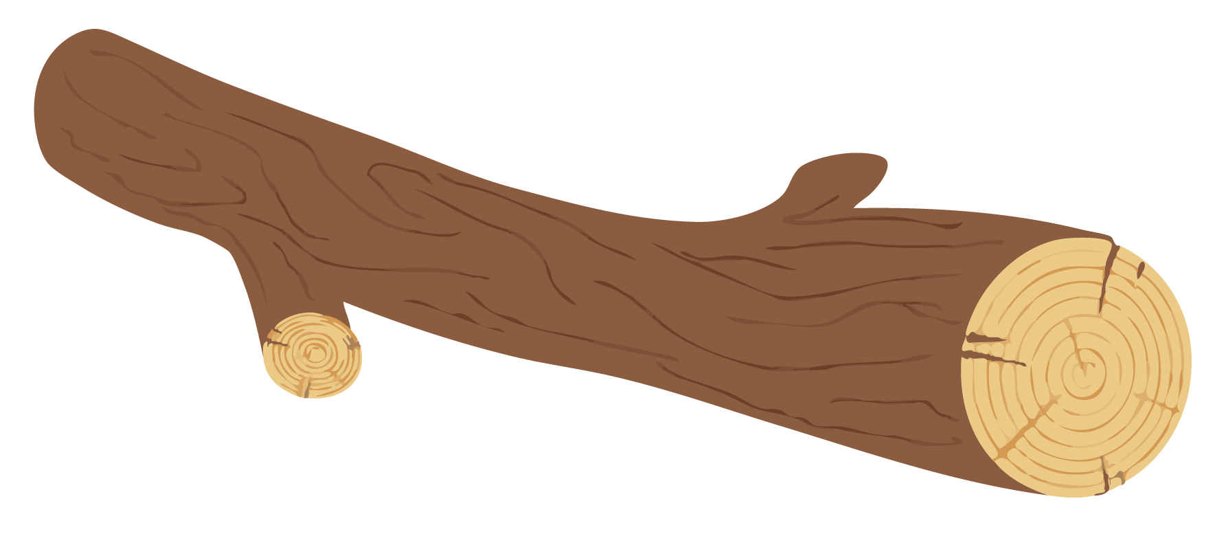 Log clipart suggest