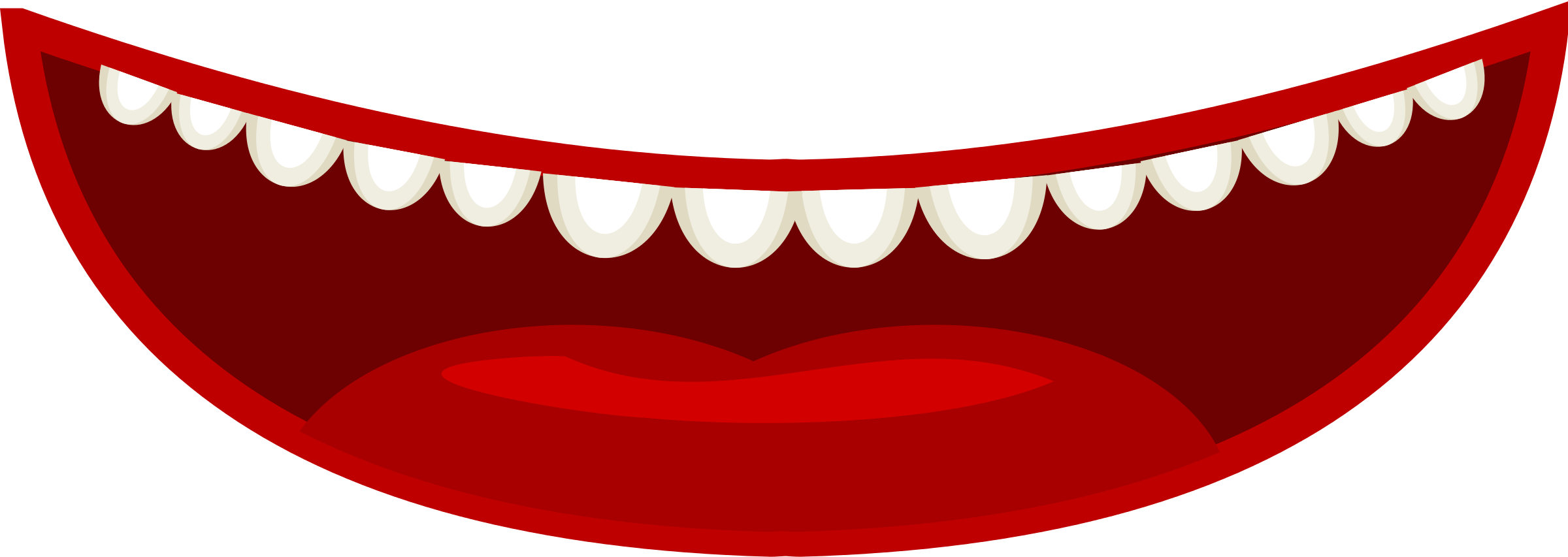 Boy Mouth With Teeth Clipart - Clipart Kid