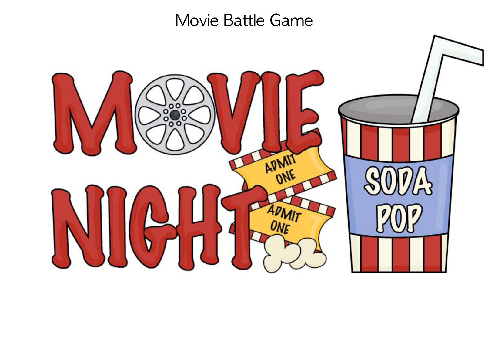 Clip Art Movies Clip Art movie and popcorn clipart kid best