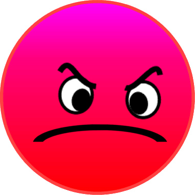 Clip Art Angry Clip Art angry face clipart kid red mad pdplus 7cm flickr photo sharing