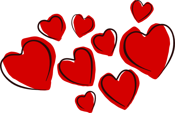 Cartoon Heart Clipart - Clipart Kid