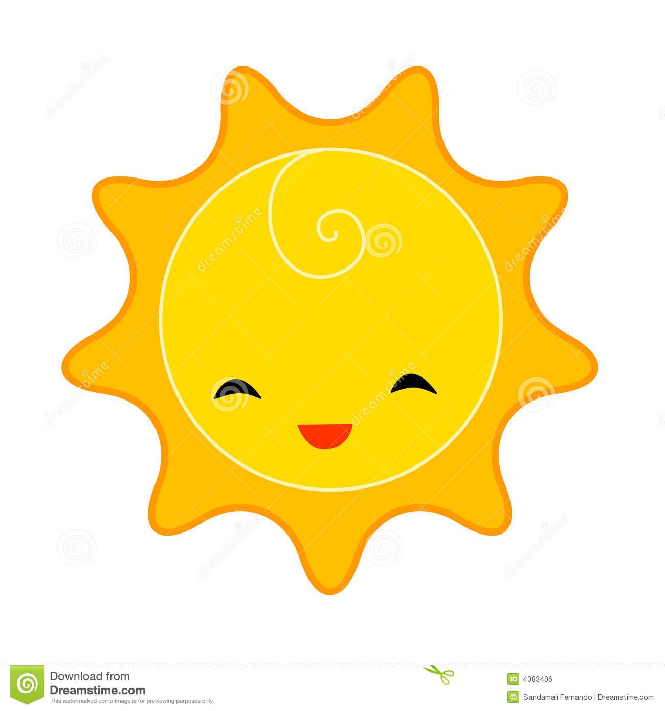 Sun Clipart - Clipart Kid