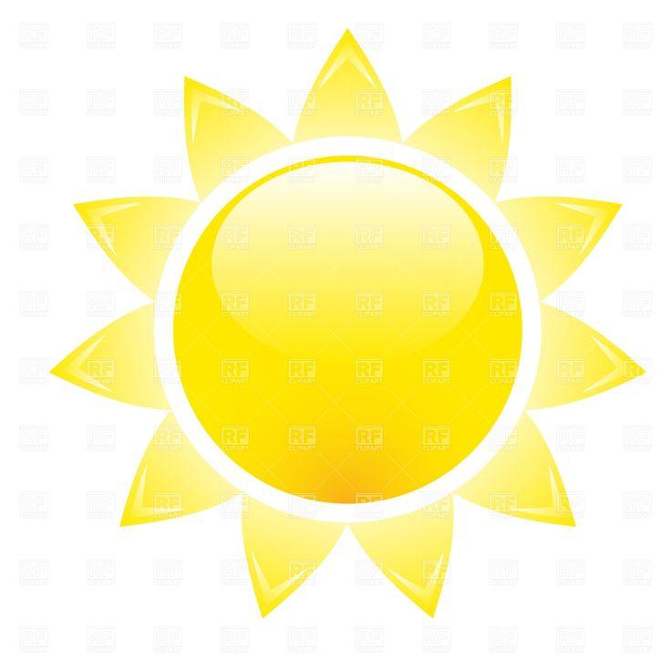 Sunshine Clipart Sunsets Clipart Art Images Sun Clipart Clipart ...