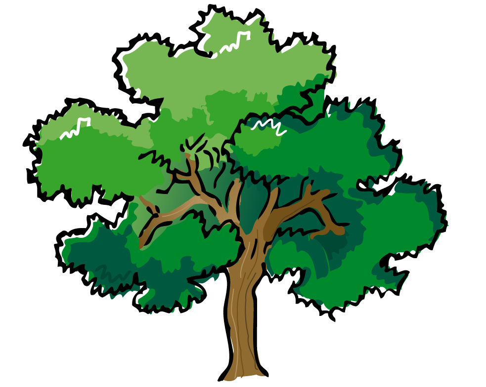 Tree Clipart   Clipart Panda   Free Clipart Images
