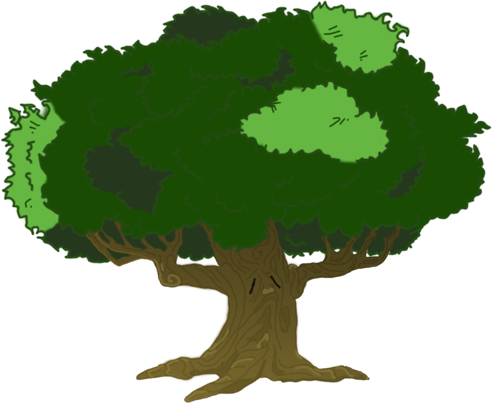 Animated Tree Clipart - Clipart Kid