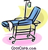 And Hospital Beds Medical Equipment And Supplies Vector Clipart