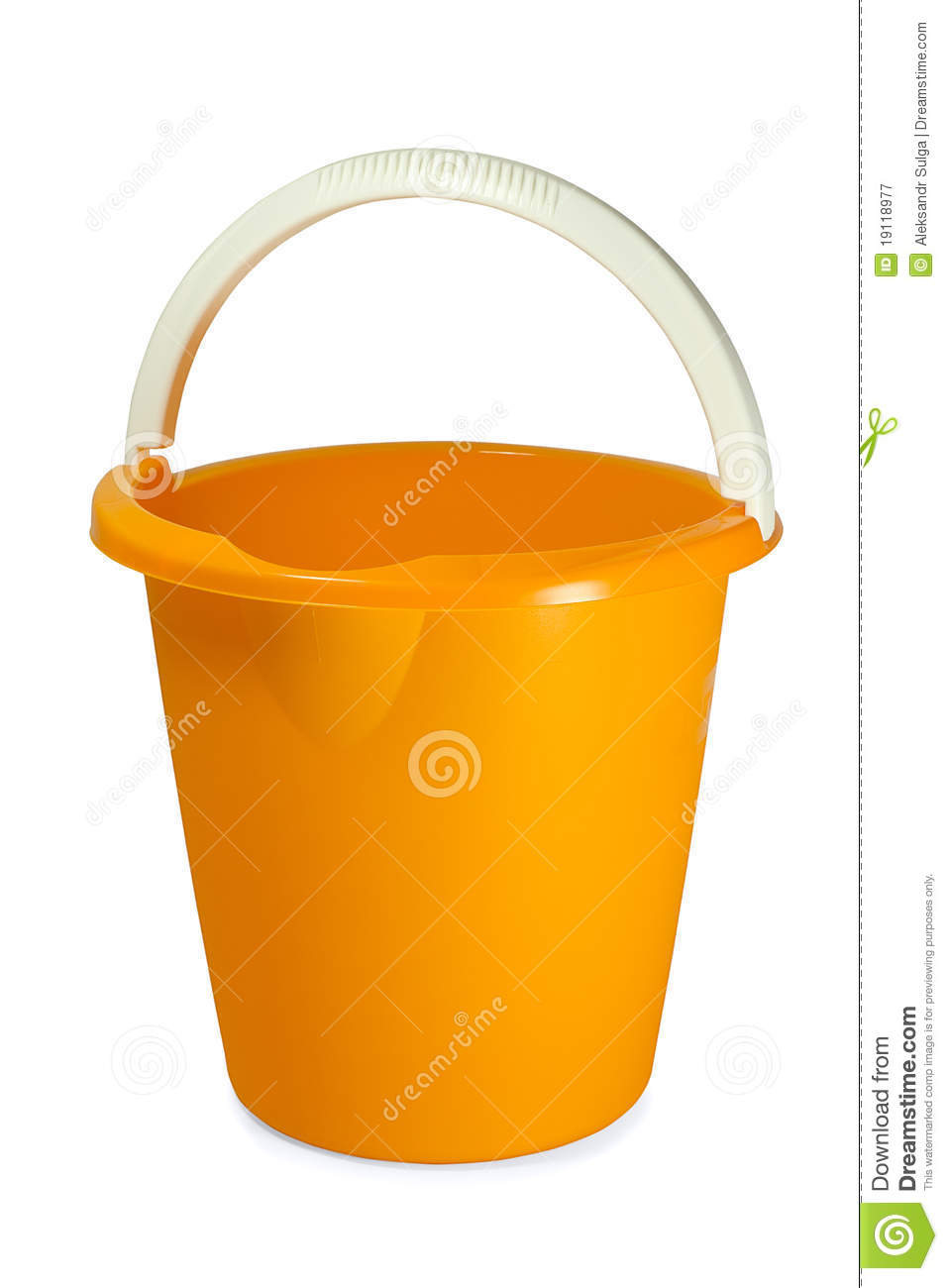 Bucket Royalty Free Stock Photography   Image  19118977
