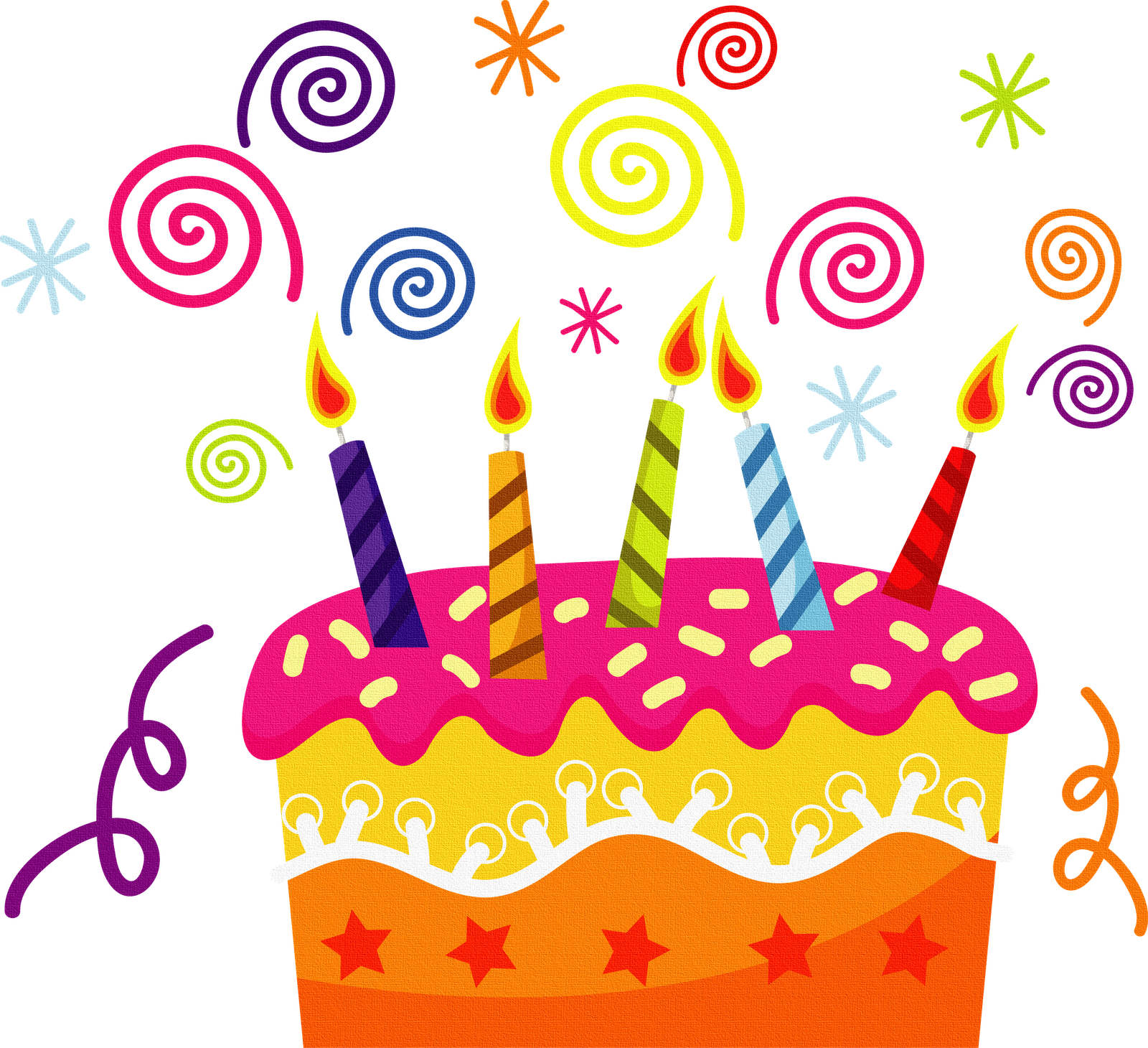 September Birthday Clipart - Clipart Suggest
