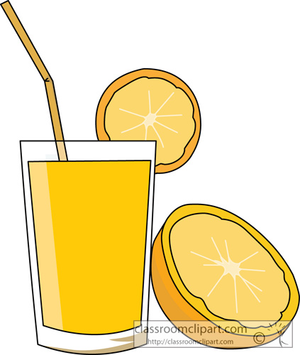 Orange Juice Clipart - Clipart Suggest