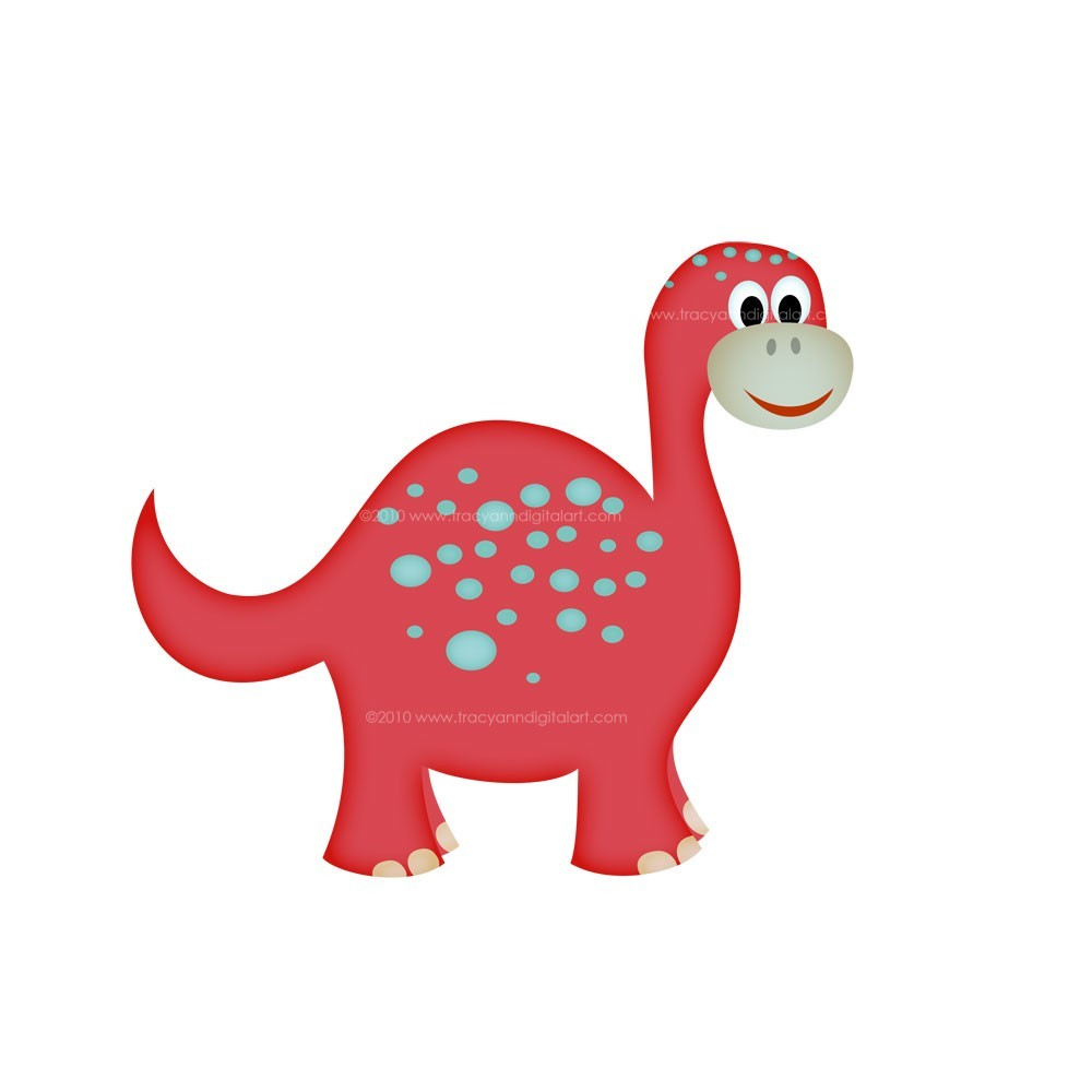 Cute Dinosaur Clipart   Clipart Best