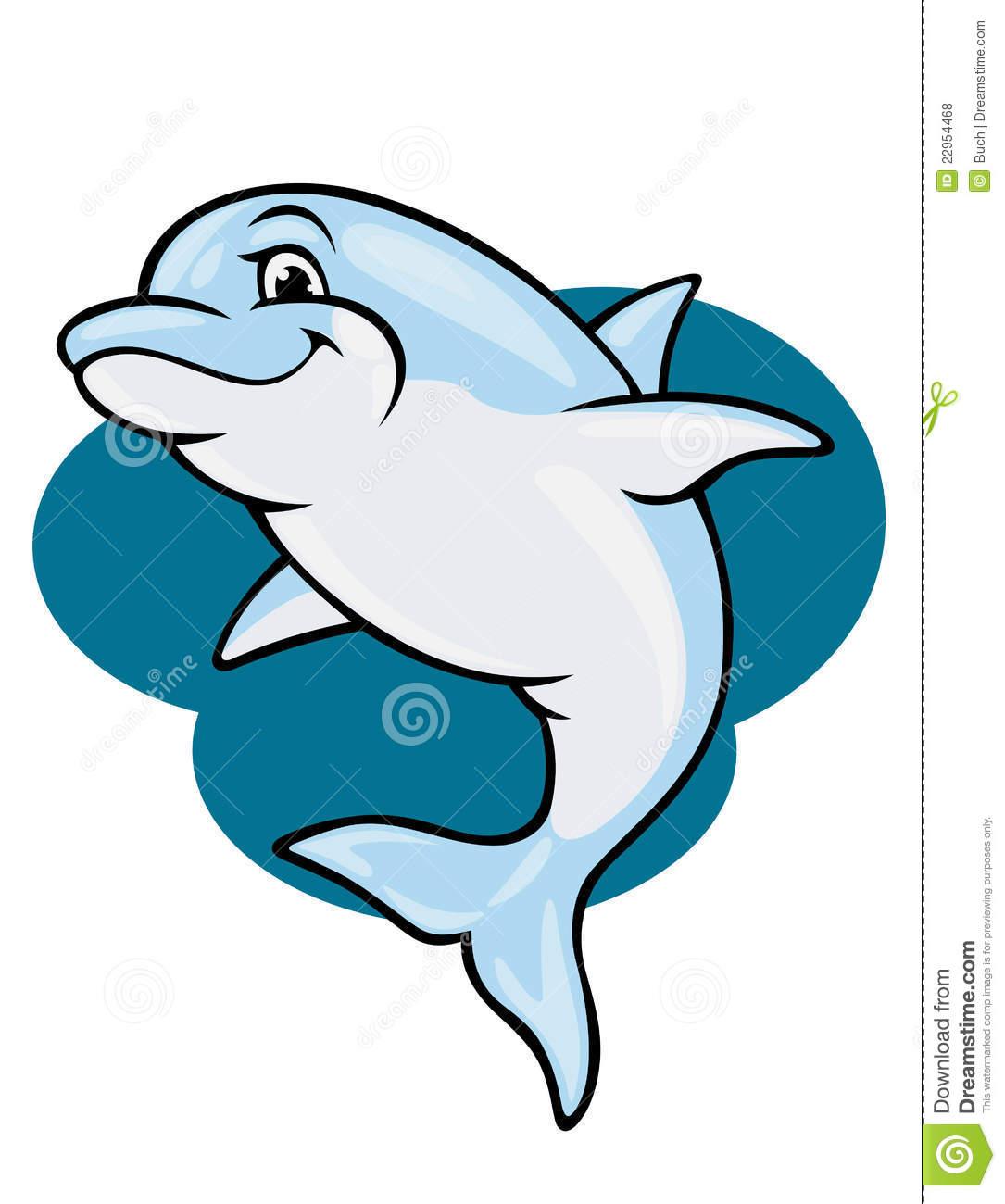 Cartoon Dolphin Clipart - Clipart Suggest
