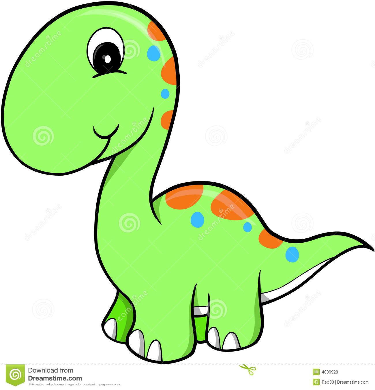 Cute Dinosaur Clip Art – Cliparts