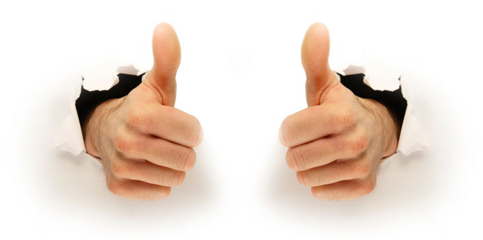 This Guy Two Thumbs Up Clipart - Clipart Kid