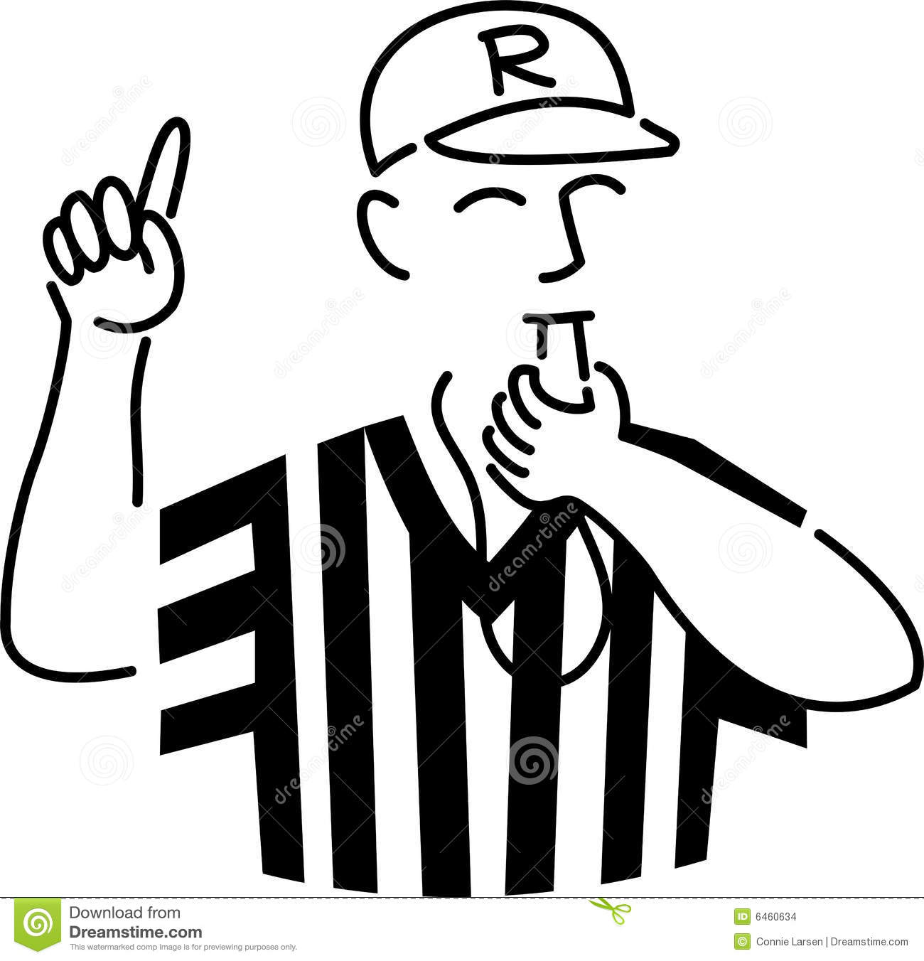 Displaying 20  Images For   Referee Clipart Whistle